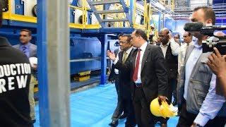 Centrale de St Louis: Les quatre nouvelles turbines en opération dès le 4 octobre