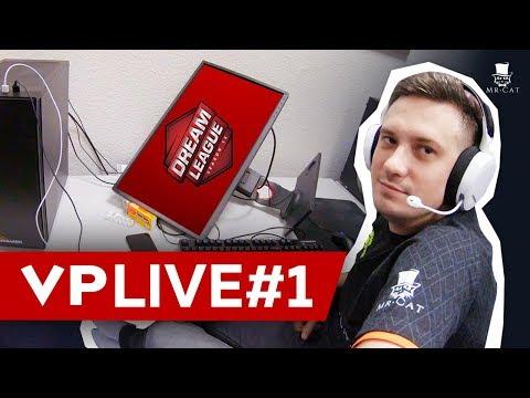 VP Live | Медиа-день на The Leipzig Major