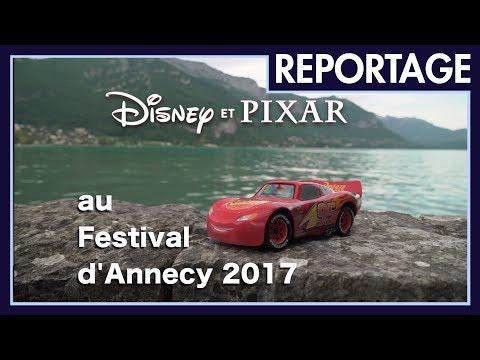 Festival d'Annecy 2017 - Les studios Pixar enchantent les festivaliers !