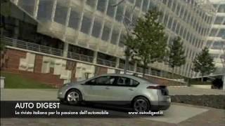 Test Chevrolet Volt e Opel Ampera