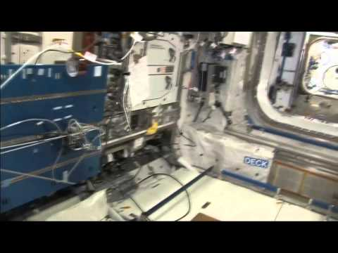 Tour of International Space Station's Onboard Science & Technology Research Efforts, Nov 2011