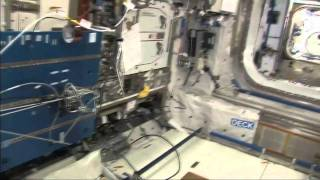 Tour of International Space Station