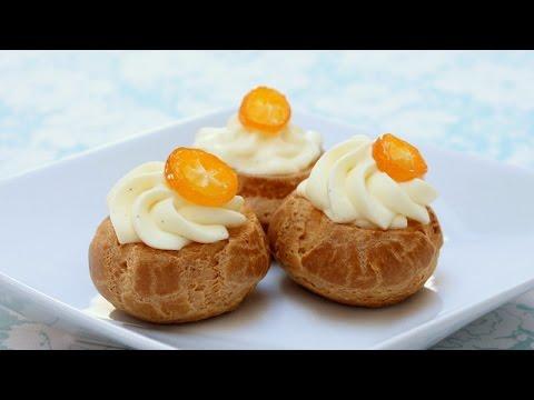 Pastry Cream and Diplomat Cream