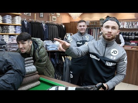 'PADDY MORE FAMOUS IN BELFAST THAN CANELO!' - FRAMPTON, CONLAN, BARNES & CHRIS SUITOR (MTK TAILOR)