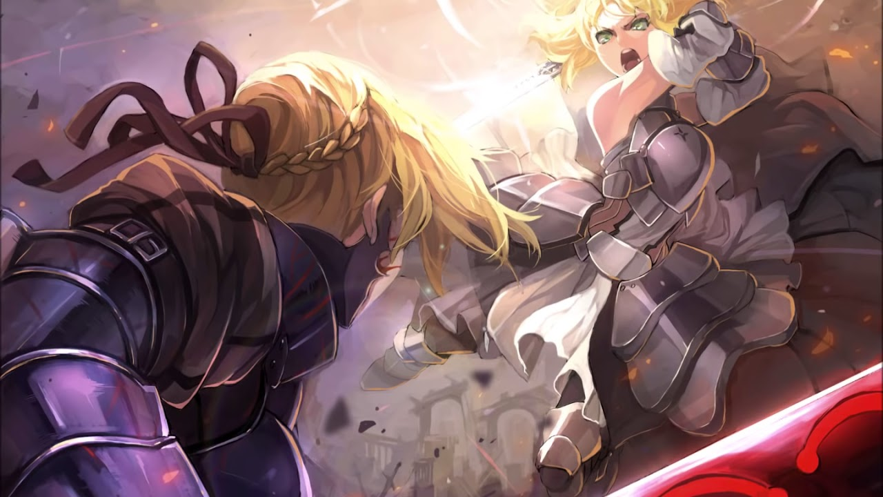 Anime Archer Girl Wallpapers Fate Kaleid Liner Prisma Illya Ost Excalibur Clash Youtube