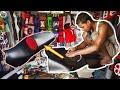 Hero Hunk || Bike Seat Cover Installation
