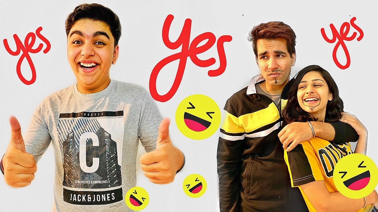 Saying YES to my LITTLE BROTHER for 24 HOURS | Rimorav ...