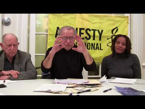 20180125 Philadelphia Ethics Society Amnesty International (c) SJ Dodgson mjota org Part 1 MVI 0853