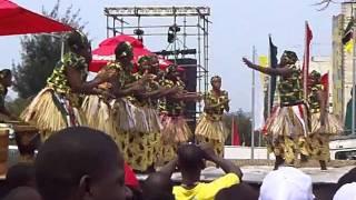 Festa de 25 Anos da Morte de Samora Machel - 19/10/2011 - Parte 2