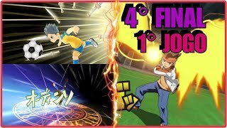 ☠ Inazuma Eleven GO Strikers 2013 ☠ #2° TEMP DUELO DOS INSCRITOS - 4° de final - 1 JOGO