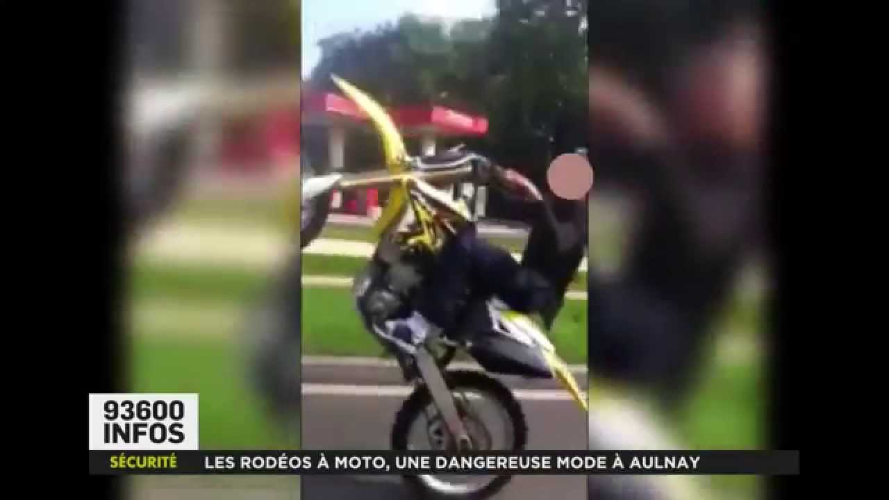 Les rod os moto une dangereuse mode aulnay sous bois youtube - Garage moto aulnay sous bois ...