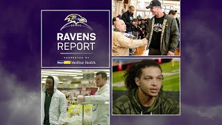 Ravens Report: Two Conference Leaders Square Off