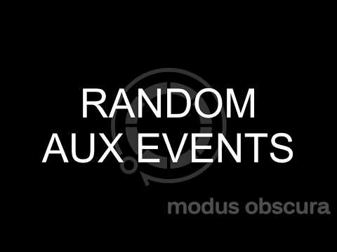 Cirklon Deep Dive - Fun With Aux Events