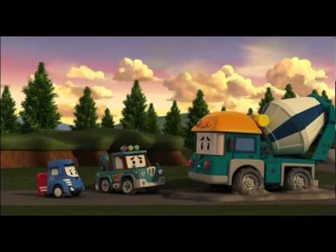 Робокар Поли - Трансформеры - Сердитый Мики (мультфильм 44)