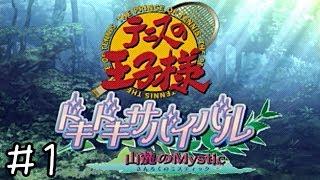 【実況】テニスしてくれ(山) #1