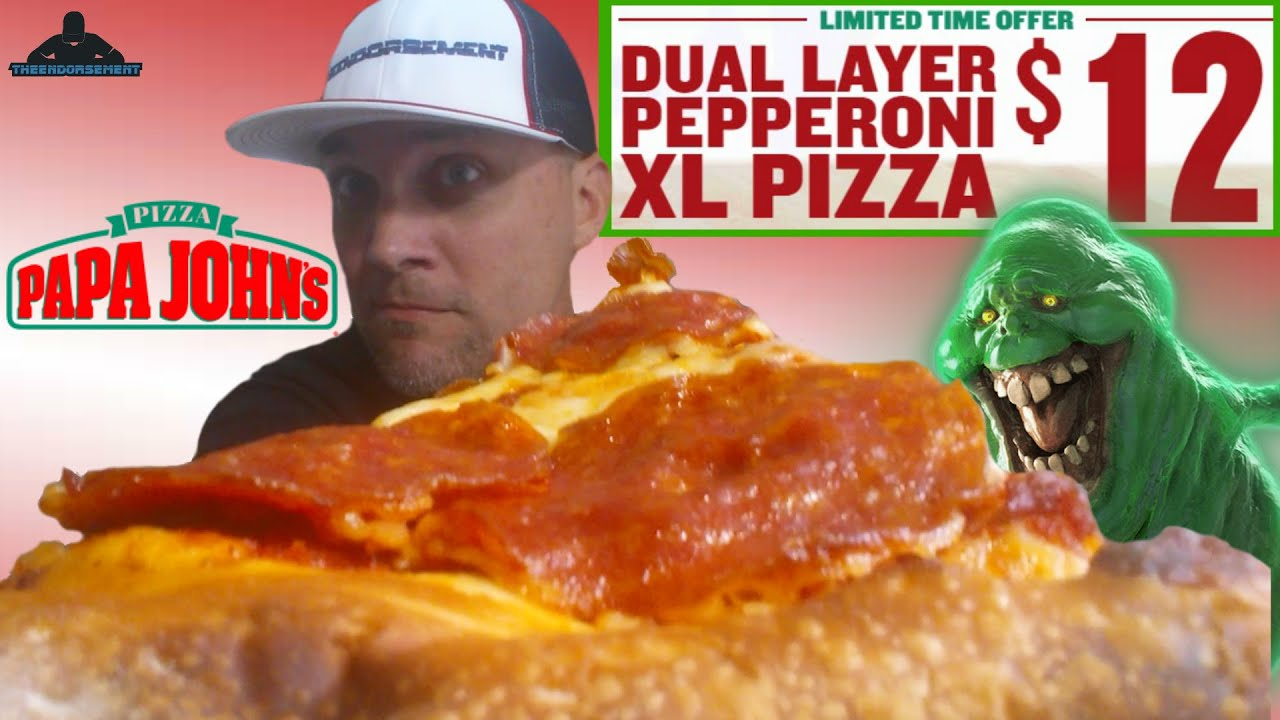 Papa John's has created a new pizza size, the Papa John's XL Monster Toppings pizza. The extra-large pizza is 33 percent bigger than Papa John's large pizza with more toppings, according to a company press release.