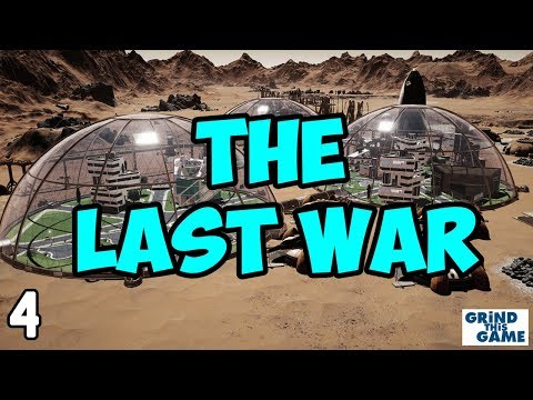 Surviving Mars #4 - THE LAST WAR Mystery - Opportunity Update (TUNNELS!)
