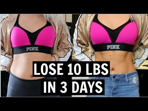 how-to-lose-10-lbs-in-3-days-|-the-military-diet-+-substitutes