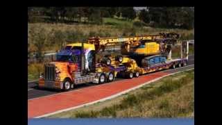 Les plus gros et forts camions au monde