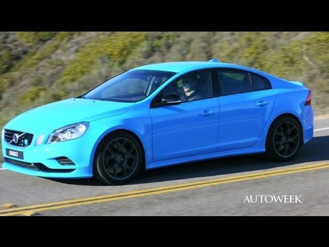 Volvo S60 Polestar Concept - Autoweek drive review