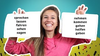 The 10 Most Important German Verbs (Part 2)