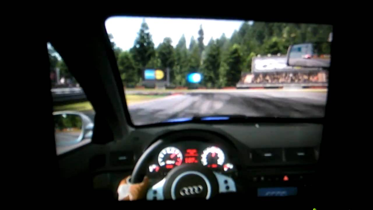 NFS SHIFT: AUDI RS4 FULLY TUNED. by Giovanni