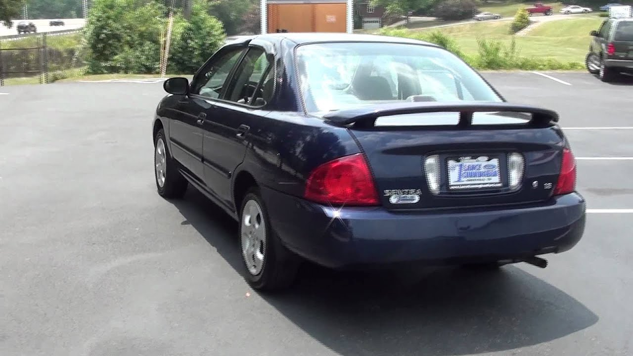 for sale 2006 nissan sentra 1 8 1 owner 28 34 mpg. Black Bedroom Furniture Sets. Home Design Ideas
