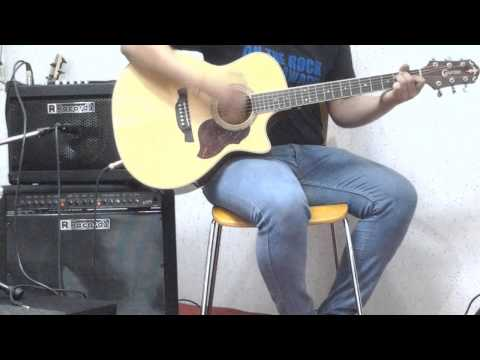 Review แอมป์กีตาร์อคูสติค Records acoustic Amp. RC-35-Just the way you are -