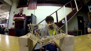 Balsa Wood Bridge Competition