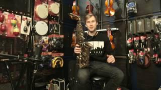 Обзор саксофона-альт Stagg WS-AS218S