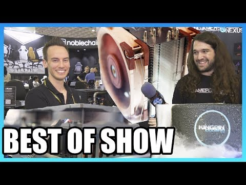 GN Best of Show Computex Awards