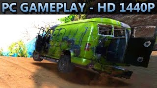 MadOut | PC GAMEPLAY | HD 1440P