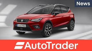 All-new Seat Arona 2017  first look