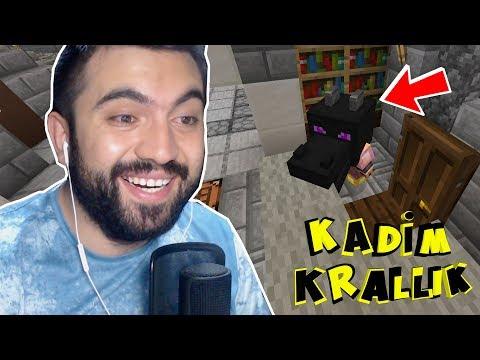 MINAS TIRITH'TE SAKLAMBAÇ OYNADIK !!! | Minecraft: Kadim Krallık | Bölüm 201