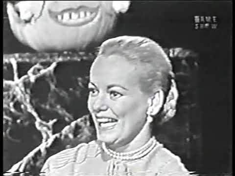 I've Got A Secret - Halloween 1956