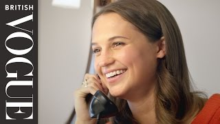 Alicia Vikander: What Would Alicia Do? | 10 Things You Didn't Know | British Vogue