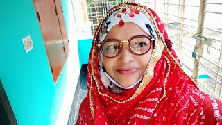 চলে আসার মুহূর্ত বাড়ি থেকে /Really it's very painful for my family /Bangladeshi mom vlog