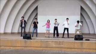 早稲田大学street corner symphonyに所属のアカペラグループmoxyによる...