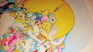 DRAWING ADVENTURE TIME CHARACTERS\ ADVENTURE TIME FAN ART