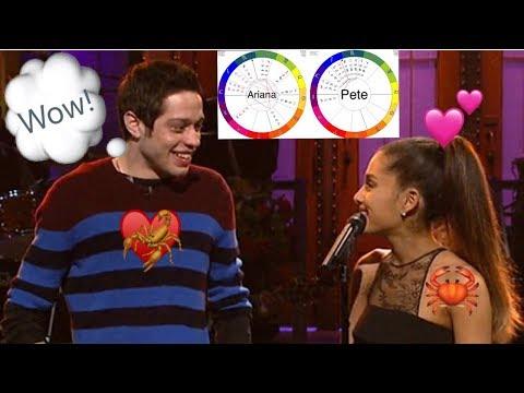 Ariana Grande and Pete Davidson Compatibility Chart