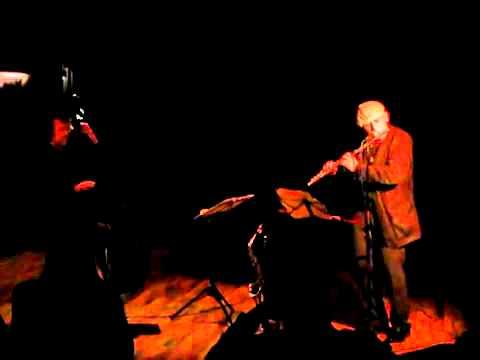 Jiri Stivin   Ali Haurand   Live at Oxymoron Linz 2010 11 20   Part01