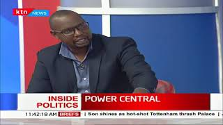 Inside Politics: Kieleweke - Tangatanga divisions in Jubilee party