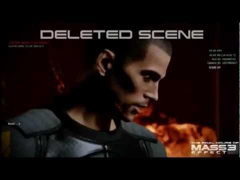 Mass Effect 3: Deleted Scene 3 - Smart-Ass Shepard (Spoilers)