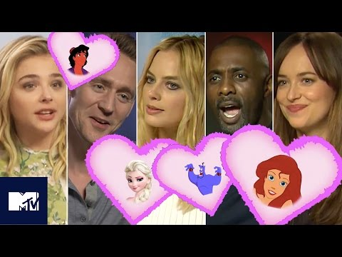 33 Celebs Reveal Their Secret Disney Crush! | MTV thumbnail