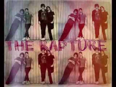 The Rapture - Echoes (Lyrics)