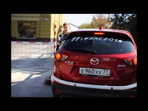 Mazda Genser Moscow 20/09/14