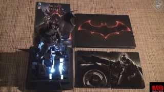 Обзор Коллекционного Издания Batman Arkham Knight(Магазин Мака (Доставка во все страны СНГ) http://mac99.vmayke.org/ Группа ВК https://vk.com/mac99., 2015-07-23T21:00:00.000Z)