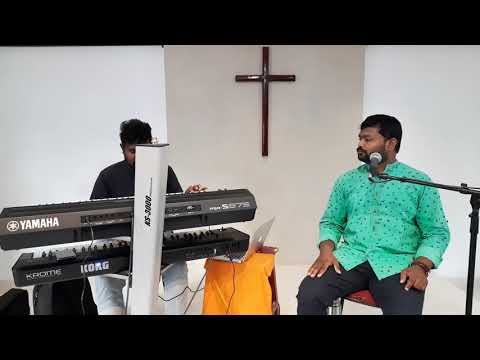 ఆరాధించెదము యేసయ్య నిన్నే  Sung By Pastor John David Gasya