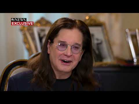 Temple - Ozzy Opens Up About Parkinson's