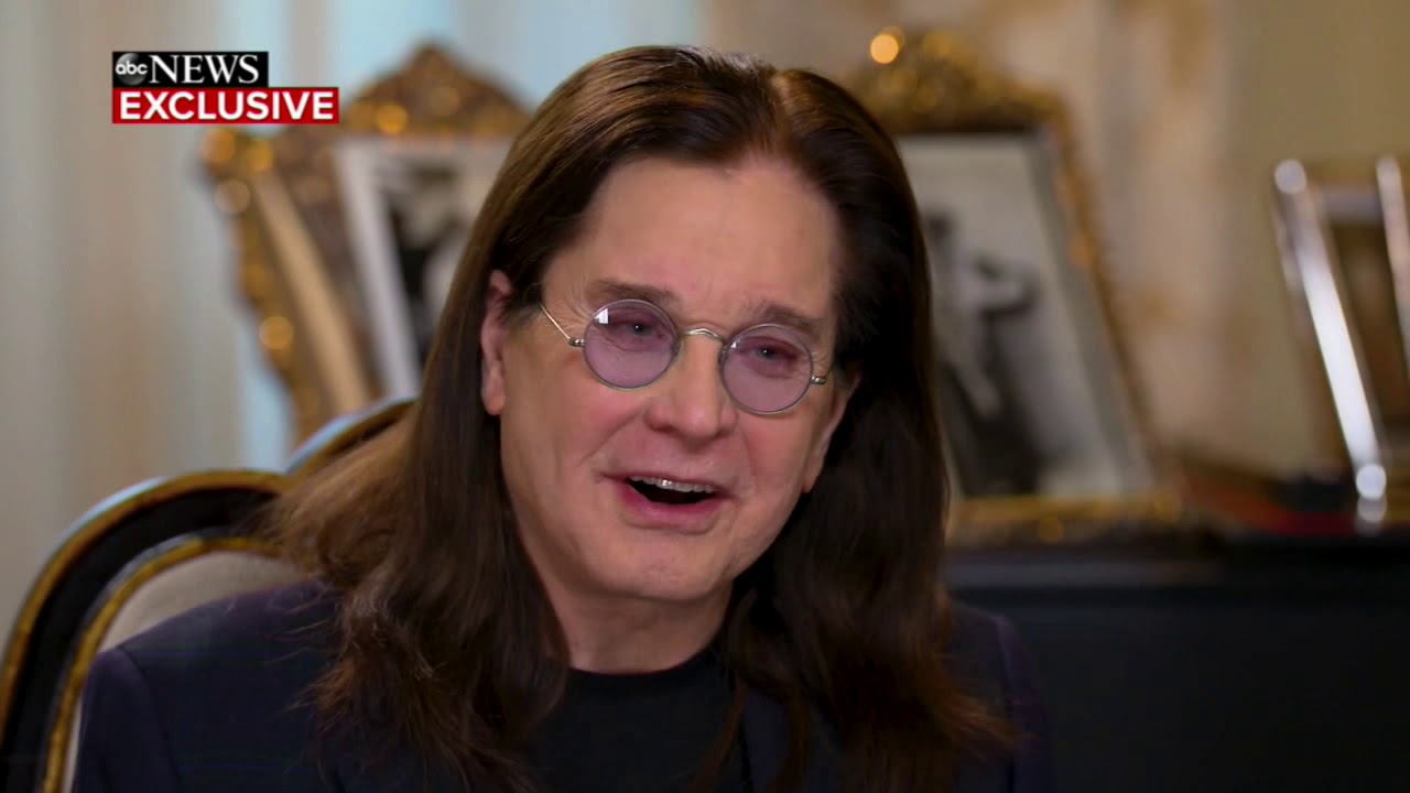 Ozzy Osbourne breaks his silence on his battle with Parkinson's ...